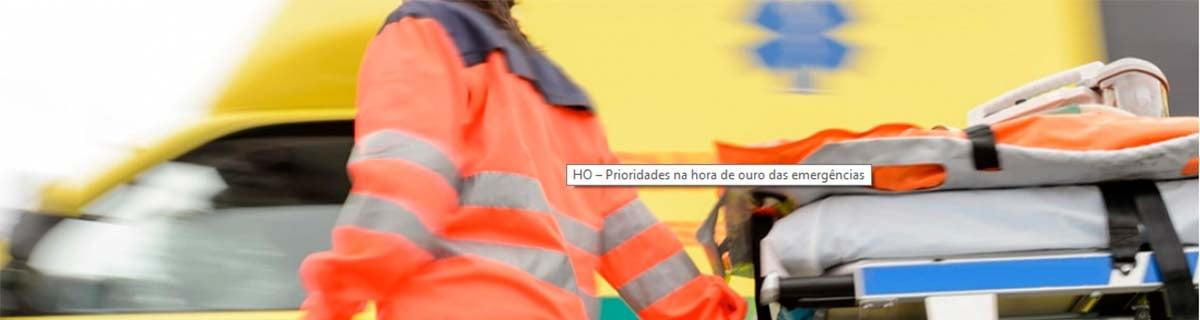 HO – Propriedades na Hora de Ouro das Emergências (Inclui o BLS para profissionais de saúde)